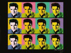 Warhol's Elvis