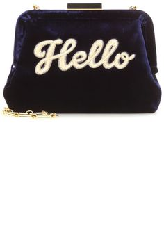 Shop our picks for statement-making bags to carry you through the party season in style: