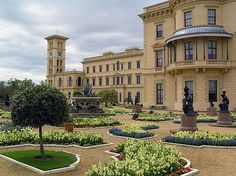 Isle of Wight - Osborne House -  by RobJennings3, via Flickr