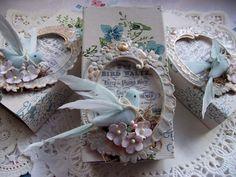 Nesting Trinket Box