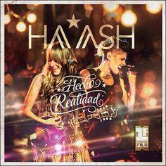 """HA ASH, EL DUETO POP MÁS SÓLIDO DE UNA NUEVA GENERACIÓN MUSICAL, SE HACE ACREEDOR A UN MERECIDO """"DISCO DE ORO"""" POR MÁS DE 30,000 COPIAS VENDIDAS EN MÉXICO DE SU NUEVO CD+DVD """"PRIMERA FILA - HA*ASH – HECHO REALIDAD"""""""