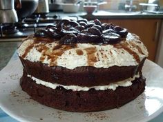 My black forest cake :-)