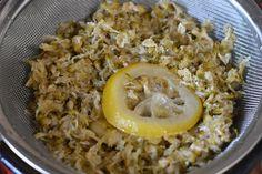 Sirop din flori de salcam - CAIETUL CU RETETE Grains, Sweets, Syrup, Canning, Lemonade, Seeds, Korn