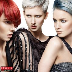 #CHIcolor hair inspirations for #4thofJuly #July4th (Click for links to formulas)