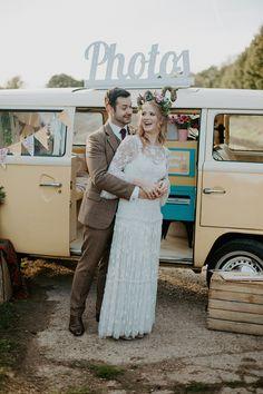 VW Campervan Photobooth Boho Wedding Ideas The Enlight Project Wedding Photo Booth, Wedding Photos, Wedding Ideas, Spring Wedding, Boho Wedding, Wedding Decor, Photography Booth, Petite Models, Informal Weddings