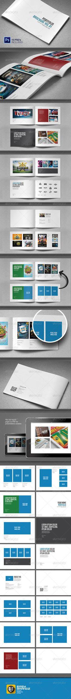 Portfolio Brochure Vol.01 - Portfolio Brochures