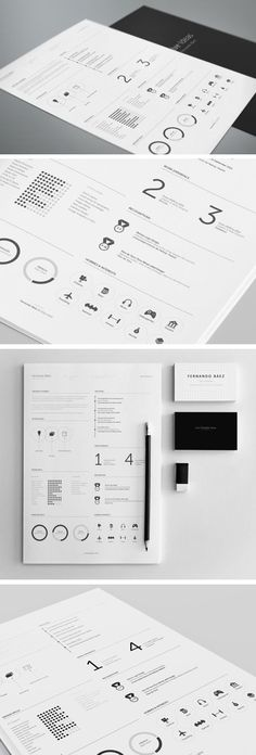 Adore how minimalist this is! Very difficult to pull off. Amazing use of white space.