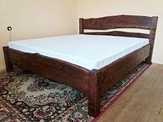 Postel - masiv olše, mořeno Bed, Furniture, Home Decor, Decoration Home, Stream Bed, Room Decor, Home Furnishings, Beds, Arredamento