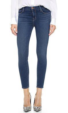 J Brand Women's 835 Mid Rise Crop Jeans, Blue Code, 29 Best Price