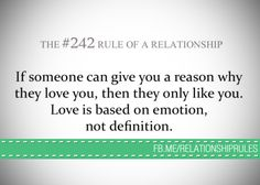 Relationship Rules added a new photo. I Love You Words, Reasons I Love You, Why I Love You, Bf Quotes, Like You Quotes, Quotes To Live By, True Relationship, Relationships, Quotes Deep Feelings