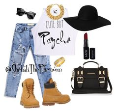 """The Rebel Chic"" by shefalithephenom on Polyvore"