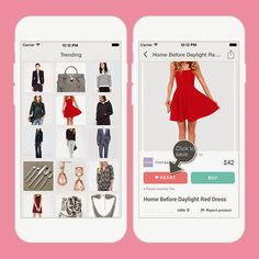 Use this app to shop straight from Pinterest.