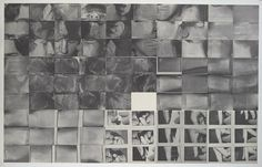 To Unroll One's Skin, 1970–71  Giuseppe Penone (Italian, born 1947)  Gelatin silver prints
