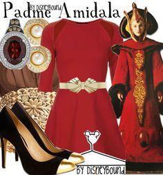 Wear this Padme Amidala outfit to Walt Disney World Star Wars Weekends. | Disney Fashion | Disney Fashion Outfits | Disney Outfits | Disney Outfits Ideas | Disneybound Outfits | Star Wars Outfits |