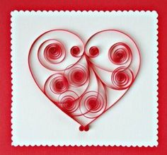 116 Best Quilling Valentine S Day Images In 2019 Quilling