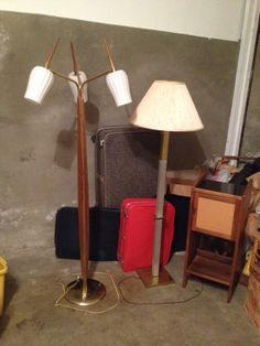 1000 Images About Vintage High End Furniture Lamps