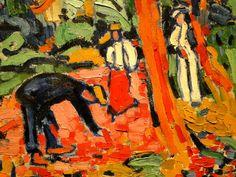 Van Gogh, Maurice De Vlaminck, Henri Matisse, Painters, Still Life, Illustration, Study, Landscape, Abstract