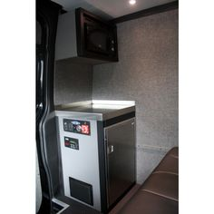 <p>Here at the RB Components shop, we are always working to create innovative products and solutions for the outdoor enthusiast. We have taken a high-quality, efficient 12V refrigerator and designed trim pieces which allow this product to mount perf