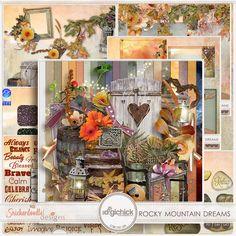 Rocky Mountain Dreams Collection