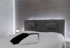 Laatupaneeli by Rotola-Pukkila. Birch, Grey, Interior, Furniture, Home Decor, Gray, Decoration Home, Room Decor, Design Interiors