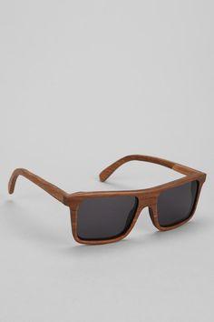 Shwood Govy Flat-Top Sunglasses #urbanoutfitters