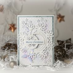 Beautiful handmade products to buy directly from the artists and designers. Christmas Cards, Merry Christmas, Snowflakes, Arts And Crafts, Frame, Artist, Handmade, Design, Christmas E Cards