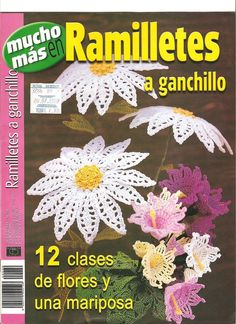 Ramilletes a Ganchillo
