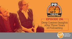 The guys celebrate 3 years of podcasting success by reflecting on what makes a career successful, plus rants, raves, and more – Content Marketing Institute