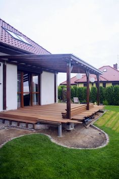Patio Ideas - Summer season has actually lastly arrived. Right here are patio ideas to help you keep your outdoor entertaining room fresh all season long. Outdoor Balcony, Outdoor Pergola, Pergola Plans, Gazebo, Pergola Ideas, Patio Ideas, Backyard Patio Designs, Pergola Designs, Deck Design