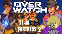 "Why the ""OVERWATCH VS TF2"" Debate is Dumb #games #teamfortress2 #steam #tf2 #SteamNewRelease #gaming #Valve"