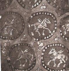 6th/7th century, Antinoe | Maestra Anya's Big Blog of Medieval Miscellany: My Little Coptic Pony