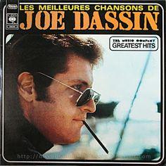 33 RPM - CBS S66229 - 1969 - Les meilleures chansons de Joe Dassin