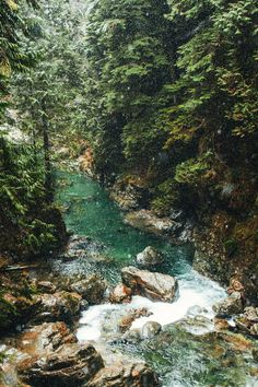 maryandhercamera:  Twin Falls, North Vancouver B.C.