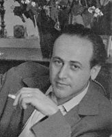 "O einer, o keiner, o niemand, o du O one, o none, o no one, o you  --Paul Celan, ""There was earth inside them"""