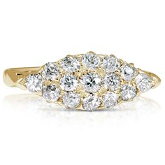 The Antonie Ring from Brilliant Earth, art deco engagement ring