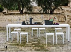 OUTDOOR : mobilier p