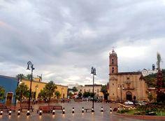 Templo San José. Hidalgo del Parral, Chihuahua. Jesús Esparza Flores