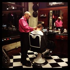 Last client of the day, and we're halfway through the week already! Time to clean up and head home... :) #yaletown #neighbourhood #barber #barbershop #barberlife - @barberboss- #webstagram
