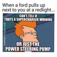 Ford problems...