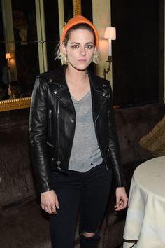 """Kristen Stewart Photos Photos - Actress Kristen Stewart attends the after party for the """"Cafe Society"""" premiere hosted by Amazon & Lionsgate with The Cinema Society at The Carlyle on July 13, 2016 in New York City. - Amazon & Lionsgate With the Cinema Society Host the New York Premiere of 'Cafe Society' - After Party"""