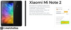 La rebaja más reciente en Xiaomi Mi Note 2 [Actualizado junio 2017] - http://ift.tt/2mS5gbI