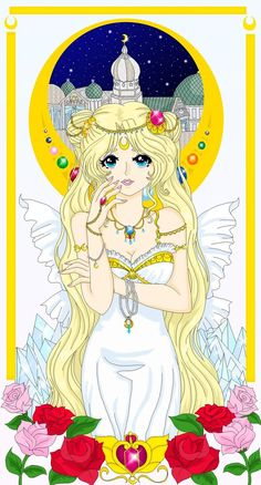 Legacy of the Moon Princess by Sailor-Serenity on DeviantArt Sailor Moon Manga, Sailor Pluto, Sailor Moon Art, Sailor Moon Crystal, Princesa Serenity, Neo Queen Serenity, Moon Princess, Sailor Scouts, Movie Costumes