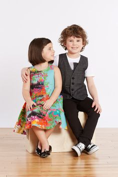 Sweet looks for your little ones!