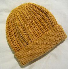 Free crochet pattern! :) http://www.ravelry.com/patterns/library/crochet-seafarers-cap