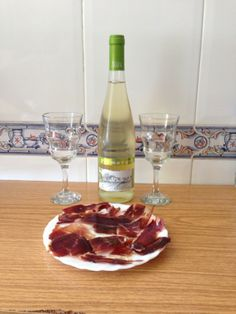 #saboreaespaña a buenas comidas y buenas bebidas