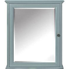 mirror with medicine cabinet
