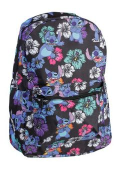 2efc80310fa3 Disney Lilo and Stitch Tropical All Over Print Backpack - to start coupon  promotion
