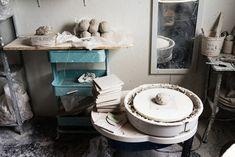 lingered upon: Paper & Clay Ceramics