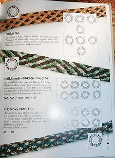 kumihimo 54 - Klára Balassáné - Picasa Webalbum