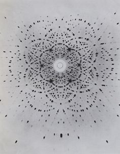 Eastman Kodak Company - X-ray Diffraction Pattern of Beryl Structures in Art and in Science, 1965